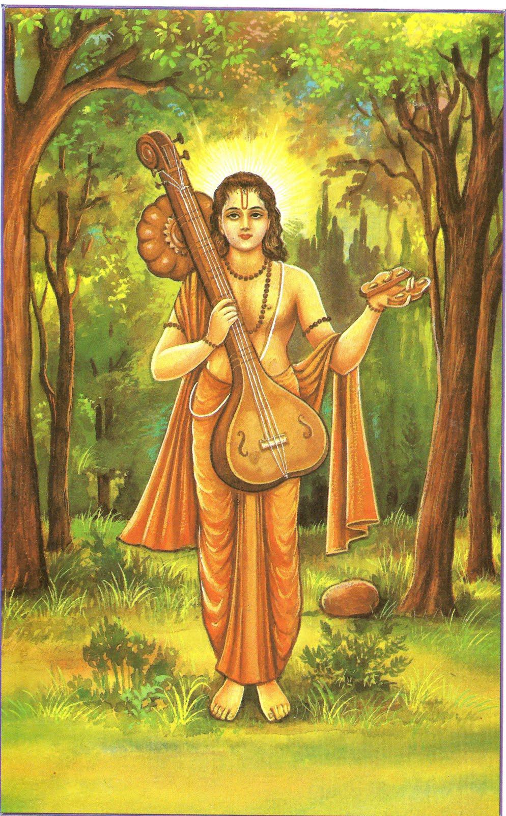 Divine sage Narad